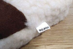 Vicarsline | Hausschuhe aus Schafwolle