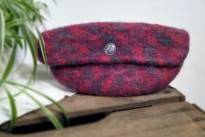 Vicarsline | Tasche aus Schafwolle