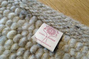Vicarsline | Teppich aus Schafwolle